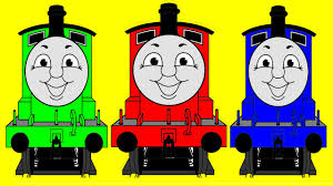 thomas and friends the trains for children u0027s for learning colors