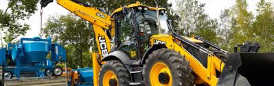 rigid backhoe loader large 4cx eco jcb videos