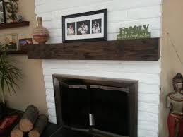 mantle fireplace wayfair