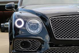 bentley bentayga interior clock 2018 beluga bentley bentayga 6 0 l for sale park place