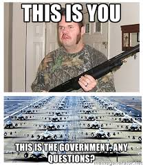 Any Questions Meme - image this is you this is the government any questions militia
