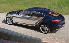 bugatti concept bugatti ceo sedan based on galibier concept back on the table