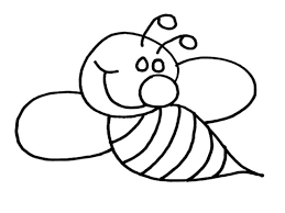 cute honey bee coloring pages womanmate com