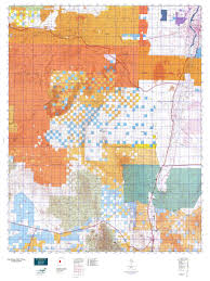 Map New Mexico by New Mexico Gmu 13 East Map Mytopo