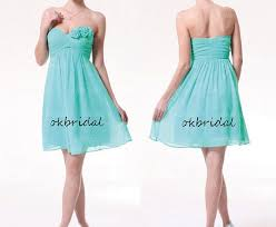 the 25 best short tiffany blue bridesmaid dresses ideas on