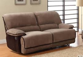 Microfiber Sofa And Loveseat Furniture Leather Double Recliner Sofa Recliner Loveseat