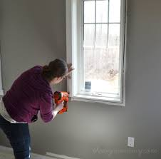 modern window casing how to design and install simple crafstman shaker window and door