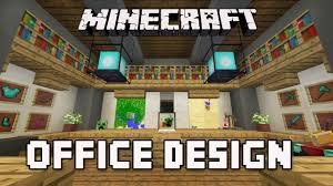 Cool Furniture In Minecraft by Goodtimeswithscar Minecraft Tutorial How To Build An Office How