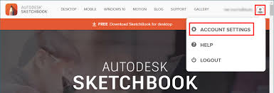 i purchased subscription now what autodesk sketchbook