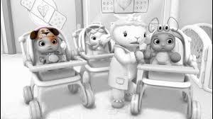 pj masks doc mcstuffins coloring pages toy hospital itsi bitsi