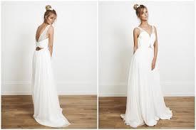 relaxed wedding dress introducing rime arodaky wedding dresses