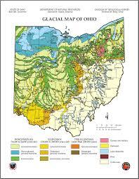 map of ohio buckeye chapter of the gpaa gold in ohio