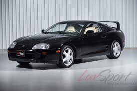 custom toyota supra twin turbo luxsport motor group luxury and exotic cars for sale