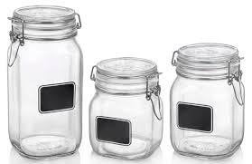Decorative Canisters Kitchen 100 Clear Glass Canisters For Kitchen Best 25 Pacifier