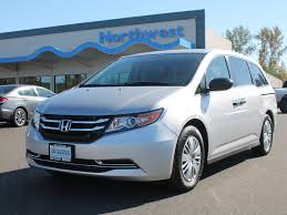 used honda odyssey vans for sale used honda odyssey for sale in bellingham northwest honda