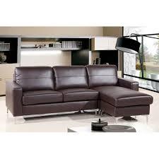 Small Brown Leather Corner Sofa Large Leather Corner Sofas Uk Slimsectionalsofas Com