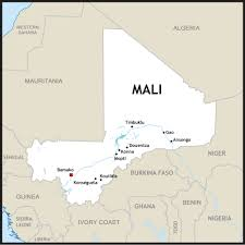 Map Of Mali Mali U0027the Worst Thing Would Be To Get To Konna Too Late