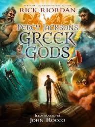 greek god percy jackson