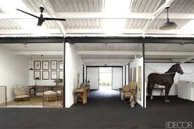 home interior horse pictures rustic glamour the stunning home of ellen degeneres portia de