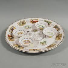 seder dishes search all lots skinner auctioneers