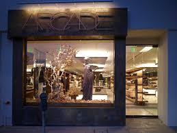 Boutique Shop Design Interior West Hollywood Boutique Arcade Los Angeles Store E Architect