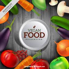 imagenes gratis de frutas y verduras fondo con verduras y frutas realistas descargar vectores gratis