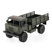 jeep army green wpl b 24 rc car rtr army green