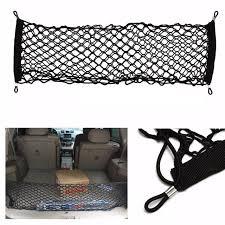 elastic nets universal car trunk storage cargo luggage elastic mesh elastic net