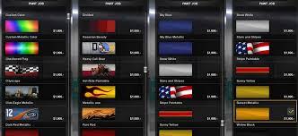 unblocks all the paintjobs cost 1000 mod american truck