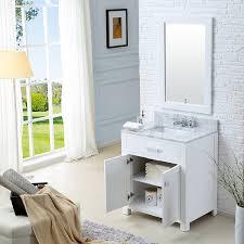 30 Inch Single Sink Bathroom Vanity by Water Creation Madison 30wb 30
