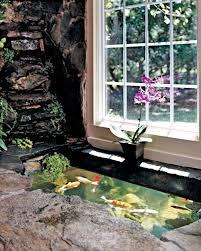 do it yourself indoor outdoor koi pond