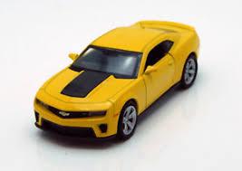 camaro zl1 for sale ebay chevy camaro zl1 yellow welly 43667 4 5 quot diecast