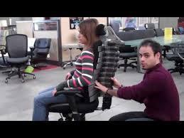 Desk Chair For Lower Back Pain Ergonomic Chairs For Relief For Severe Back Pain Youtube