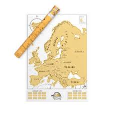 Eu Countries Map Scratch Map Europe Edition