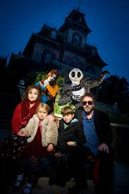tim burton visits disneyland paris to celebrate u0027frankenweenie