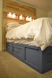 Platform Bed Pallet 15 Best Bed Images On Pinterest Home Headboard Ideas And