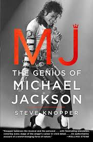 biography book michael jackson mj the genius of michael jackson book by steve knopper official
