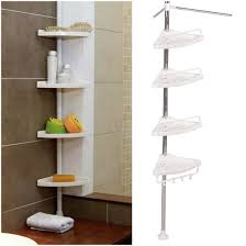 decorative corner shelf corner bathroom shelves pcd homes elf on