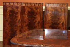 Dining Table Seats 14 Federal Style Mahogany Dining Table Federal Style 12 Foot Dining
