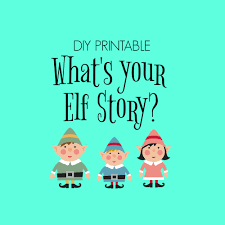 whats your elf story cover 2