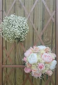 silk baby s breath 204 best wedding flowers images on wedding bouquets