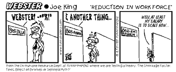 workforce reduction funny paperz the cartoons of joe king