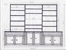 Wall Blueprints Wall Unit Original Blueprints By Salendrez On Deviantart