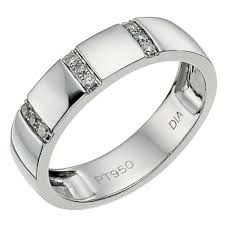 Platinum Diamond Wedding Rings by Platinum Wedding Rings Ladies U0027 U0026 Men U0027s Rings Ernest Jones
