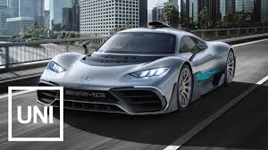 hybrid supercars mercedes amg unveils new hybrid supercar youtube