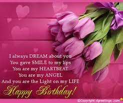 birthday cards for girlfriend birthday wishes for girlfriend