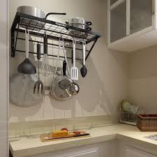 Kitchen Pot And Pan Storage Zesproka Com Online Shopping For Pot Racks Pan Racks Pot Organizer
