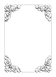 top compilation of wedding invitation borders theruntime com