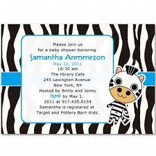zebra baby shower zebra baby shower invitations print invitesbaby