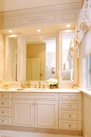 Bathroom Vanity Storage Tower Master Bathroom Traditional Traditional Bathroom New York